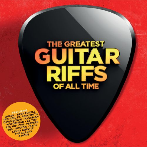The Greatest Guitar Riffs of All Time