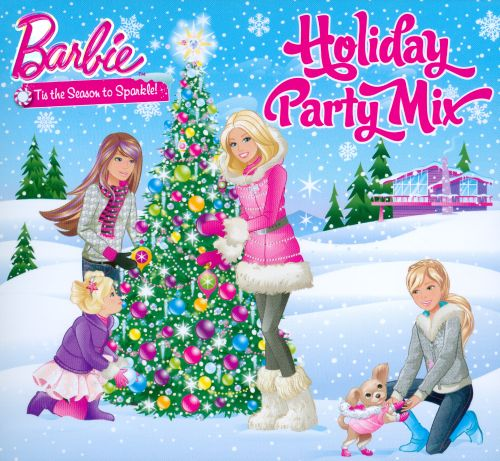 Barbie: Holiday Party Mix