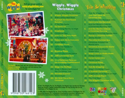 Wiggly, Wiggly Christmas/Yule Be Wiggling - The Wiggles | Songs ...