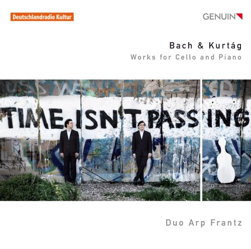 Bach, Kurtag: Works for Cello & Piano