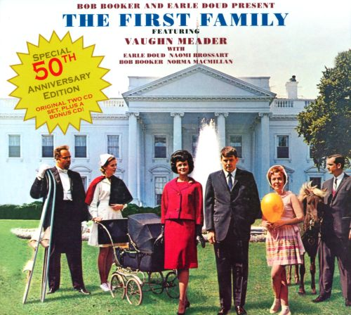 The First Family: 50th Anniversary Edition