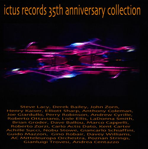 Ictus Records 35th Anniversary Collection