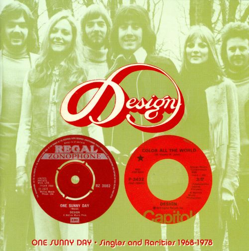 One Sunny Day: Singles & Rarities 1968-1978