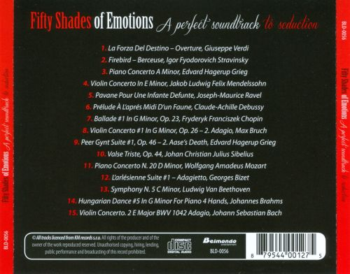 Fifty Shades of Emotions (CD 3)