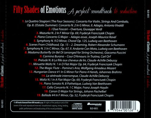 Fifty Shades of Emotions (CD 2)