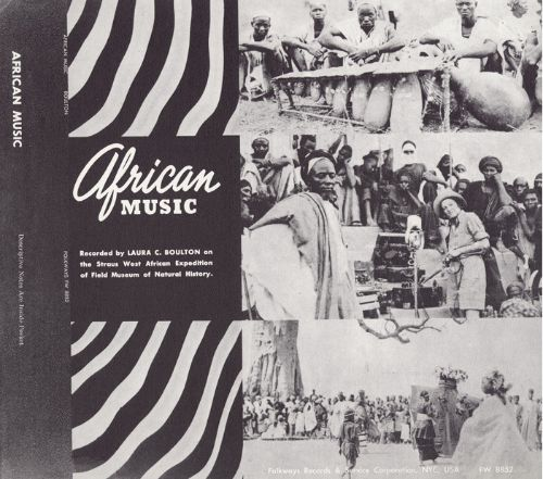 African Music [Folkways]