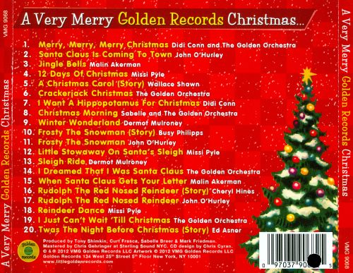 A Very Special Golden Records