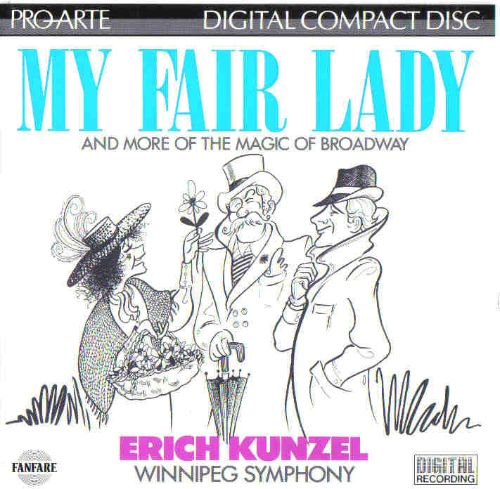 My Fair Lady and More Broadway Magic