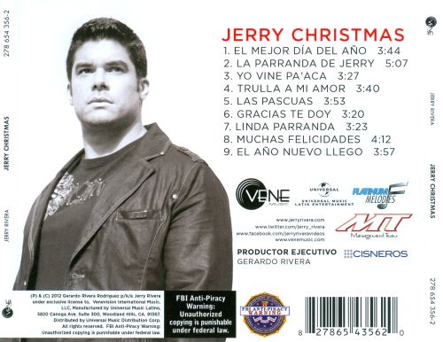 Jerry Christmas