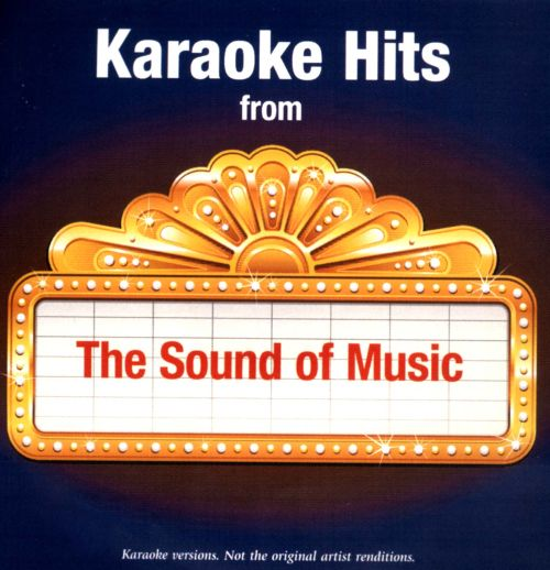Karaoke Hits From The Sound of Music