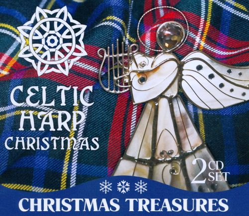 Celtic Harp Christmas: Christmas Treasures