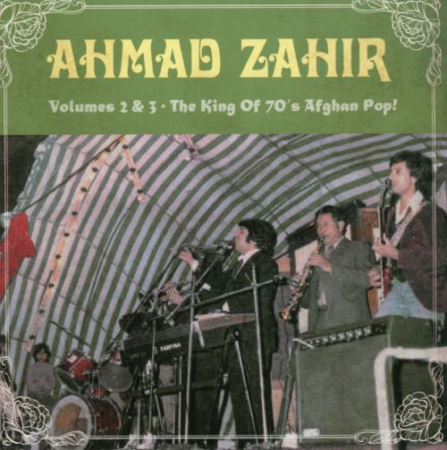 The King of 70's Afghan Pop!, Vols. 2-3