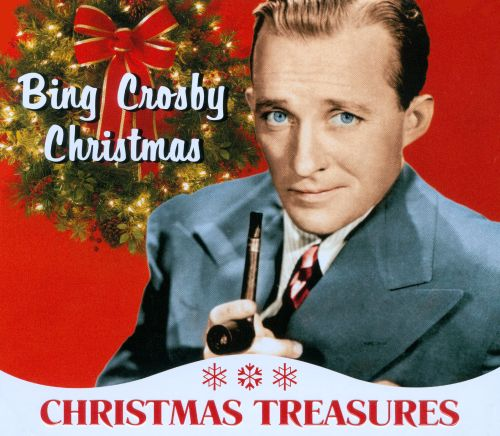 Christmas Treasures: Bing Crosby Christmas ...