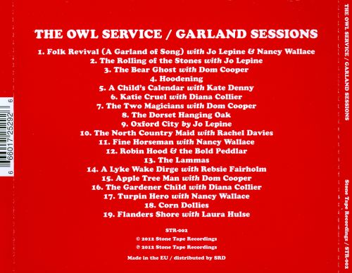 Garland Sessions