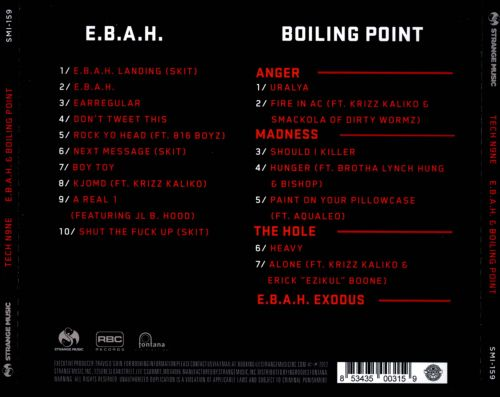 E.B.A.H. & Boiling Point: K.O.D. Collection