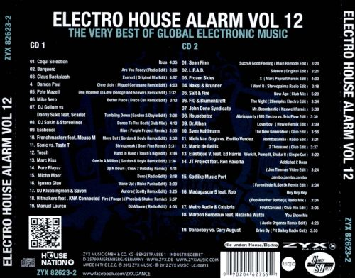 Electro House Alarm, Vol. 12