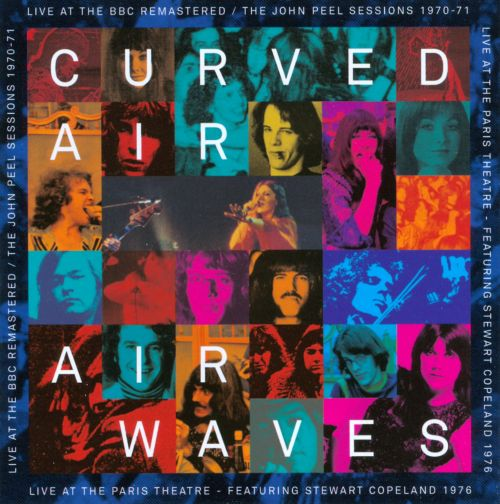 Airwaves: Live at the Paris Theatre - Featuring Stuart Copeland 1976