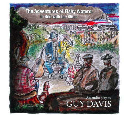 The Adventures of Fishy Waters: In Bed with the Blues
