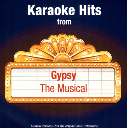 Karaoke Hits From Gypsy: The Musical