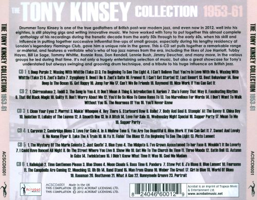 The Tony Kinsey Collection: 1953-61