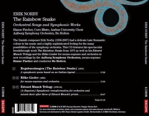 Erik Norby: The Rainbow Snake