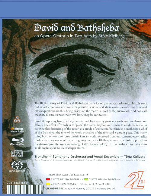 Ståle Kleiberg: David and Bathsheba