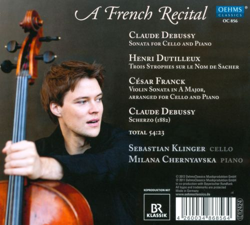A French Recital