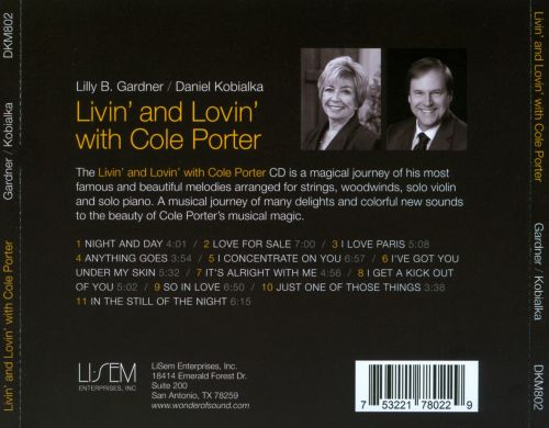 Livin' and Lovin' With Cole Porter