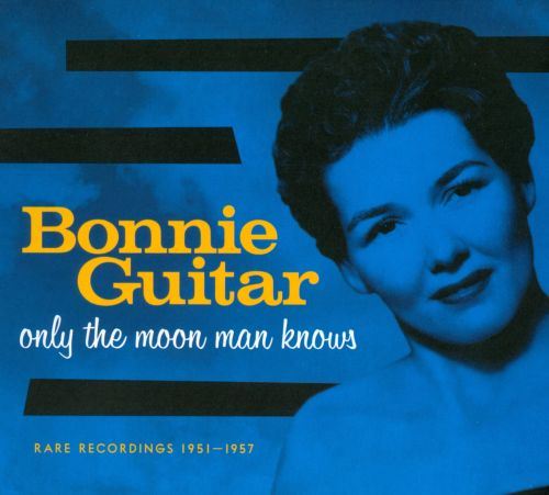 Only the Moon Man Knows: Rare Recordings 1951-1957