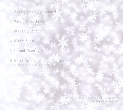 Winter Snow: A Christmas EP