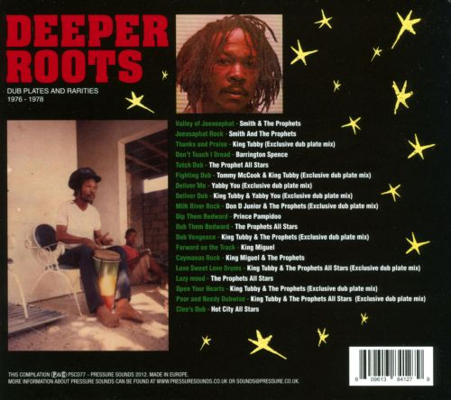 Deeper Roots: Dub Plates and Rarities 1976-1978