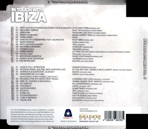 In Touch with Ibiza, Vol. 5
