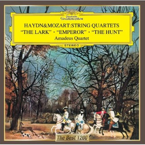 Haydn & Mozart: String Quartets - The Lark, Emperor, The Hunt