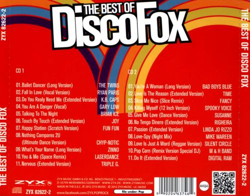 The Best of Disco Fox
