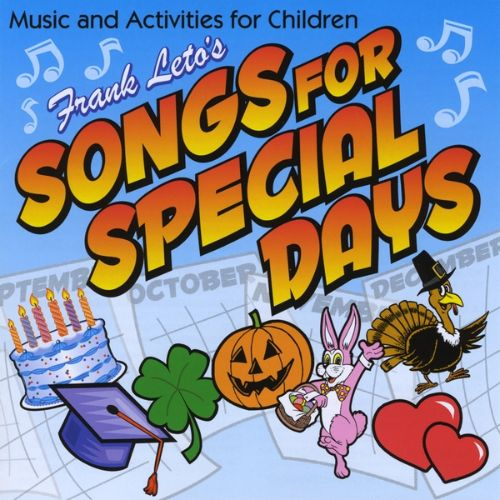 Songs for Special Days