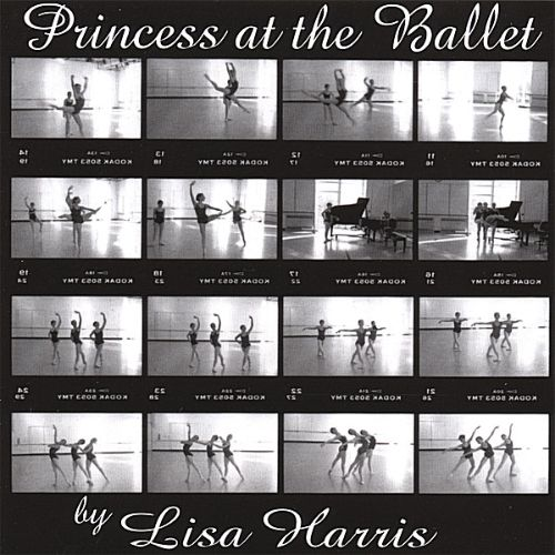 Princess at the Ballet