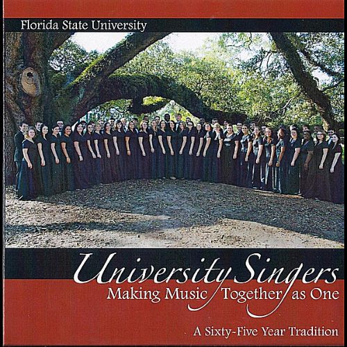 University Singers: Making Music Together As One