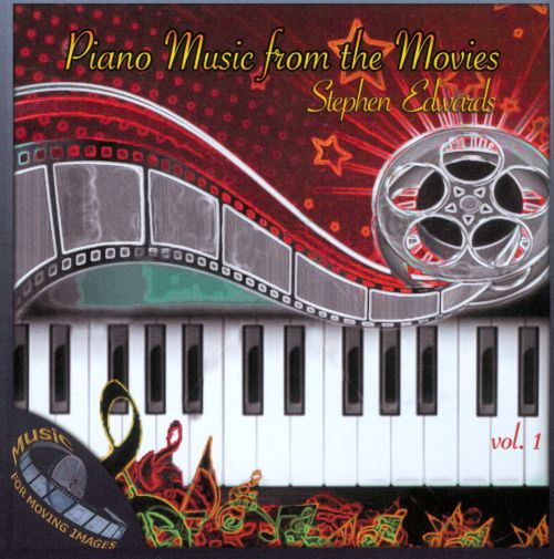 Piano Music From the Movies, Vol. 1