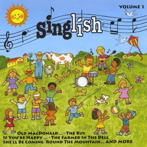 Singlish: Classic Children's Songs, Vol. 1