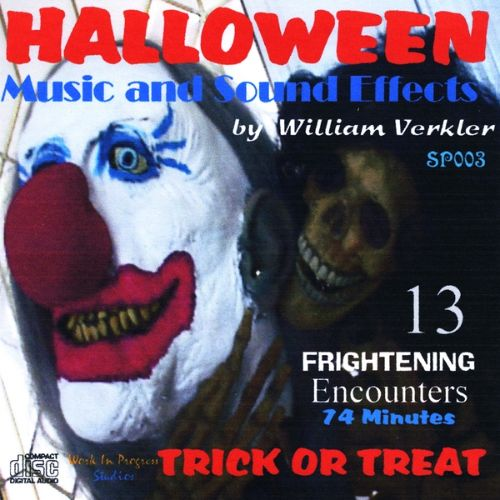 Halloween, Music and Sound Effects SP003