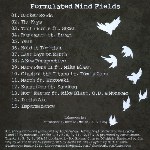 Formulated Mind Fields