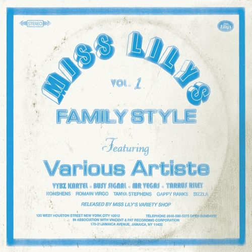 Miss Lilys Family Style, Vol. 1