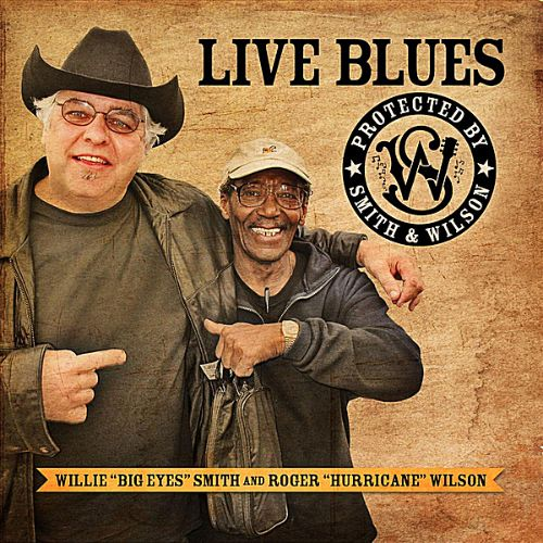 Live Blues Protected by Smith & Wilson