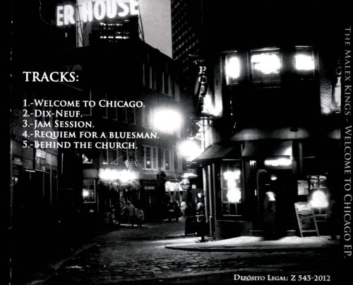 Welcome to Chicago EP
