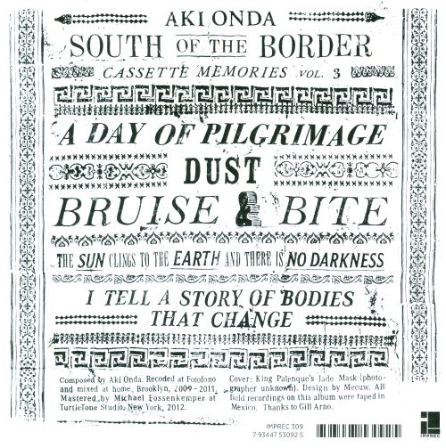 Cassette Memories, Vol. 3: South of the Border