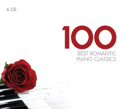 100 Best Romantic Piano Classics