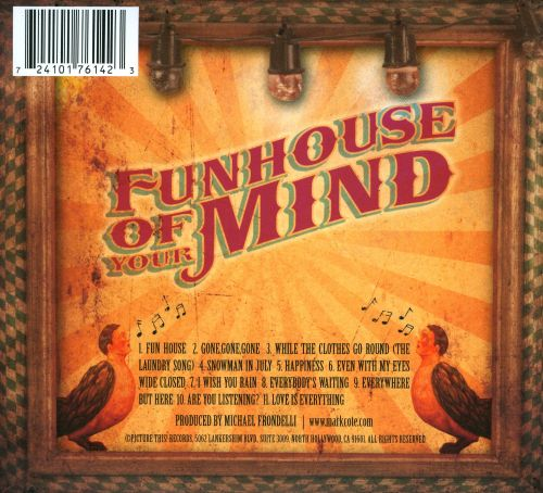 Funhouse of Your Mind