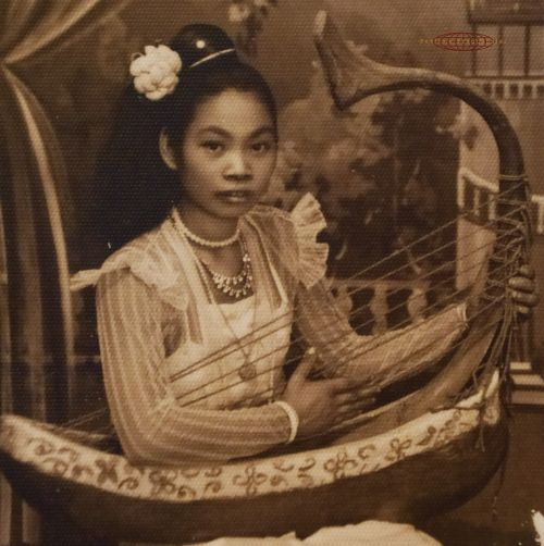 The Crying Princess: 78 RPM Records From Burma