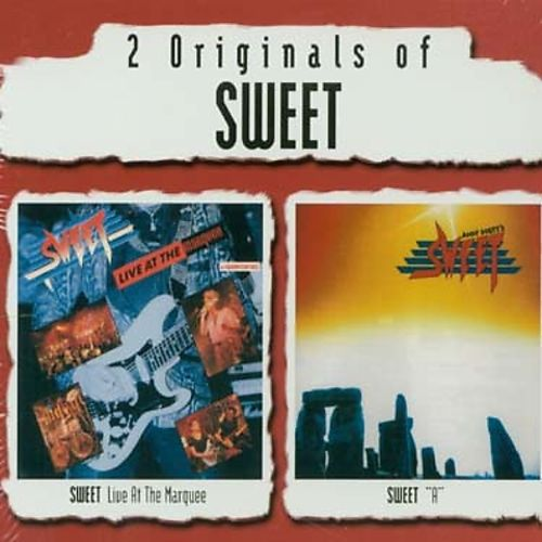 2 Originals of Sweet: Live at the Marquee/A