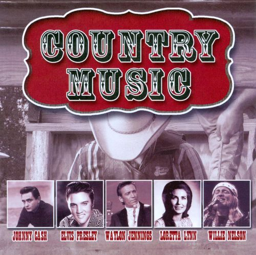 Country Music [Play 24-7] - Various Artists